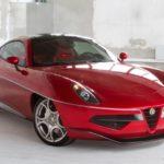 【Alfa Romeo Disco Volante】アルファロメオの 4.7L V8 450HP独特なデザインなスーパーカー